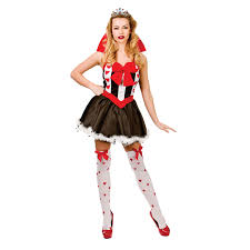 fairy tales halloween costumes wizard of oz queen of hearts fairy tale fancy dress up party