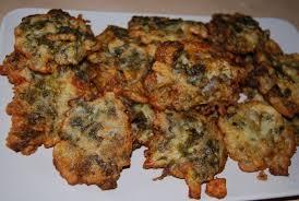 cuisiner le vert des blettes beignets de blettes humm a vos fourchettes
