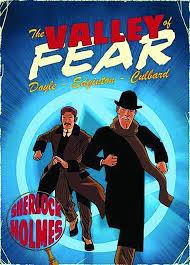 the valley of fear by conan doyle ian edginton u0026 i n j culbard