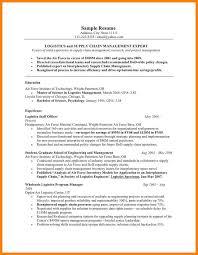 military sample resume sample military to civilian resume