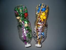 diy water bottle shaker kids craft 4