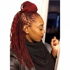 interlocking hair best 25 interlocking locs ideas on