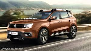 renault jeep 2017 prévia novo dacia renault duster 2018 youtube