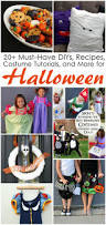 Halloween Homemade Crafts by 20 Awesome Diy Halloween Crafts Recipes And Costume Tutorials