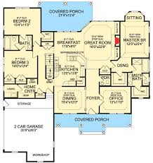 2500 Sq Ft Ranch Floor Plans This Is The Best Floor Plan I U0027ve Seen In Forever My Dream Home On