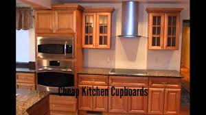 cubbards cheap kitchen cupboards youtube