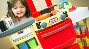 Play Kitchen Red Little Tikes Cook U0027n Store Kitchen Toy Cooking Shopkins Kinder