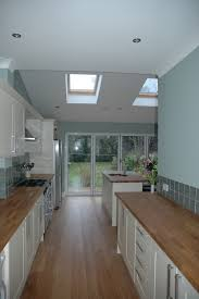 kitchen extensions ideas three storey terraced house with contemporary kitchen