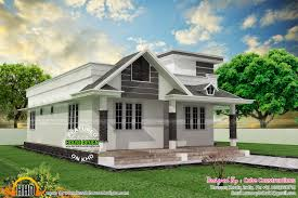 2 bedroom small one floor home kerala home design bloglovin u0027