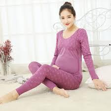 maternity nightwear aliexpress buy free size autumn maternity sleepwear