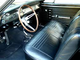 El Camino Interior Parts 1967 Chevelle Bench Seat Interior Photos