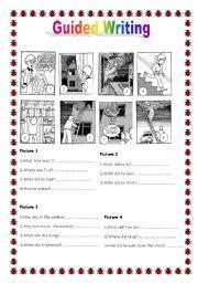 worksheet guided writing nº 5