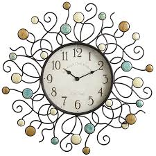decorative wall clock amusing style large decorative wall clocks large decorative wall