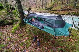 Bliss Hammock In A Bag Amazon Com Lawson Hammock Blue Ridge Camping Hammock Forest