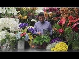 Traditional Flower Arrangement - flower arrangements traditional flower arranging youtube