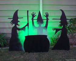 Halloween Decorations Outdoor Pinterest by Outside Halloween Decorations Best 25 Outdoor Halloween
