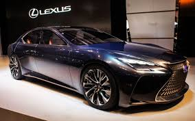 holographic jeep high tech lexus lf fc luxury concept runs on hydrogen contains a