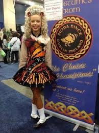 Irish Dance Costume Halloween Diy Wig Case U0027re Point Needing Wig