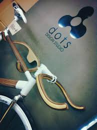 Wildfire Designs Bicycles by Plywood Bikes Handlebars And Rack By Dots Design Studio Of