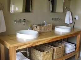 Diy Rustic Bathroom Vanity Diy Rustic Bathroom Vanities Home Design Ideas