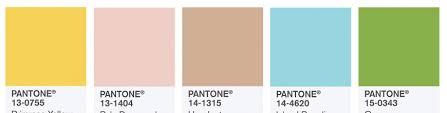 pantone 2017 spring colors pantone fashion color report spring 2017
