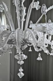 White Murano Chandelier by Magnificent 1950 U0027s Large Venetian Murano Glass Chandelier U2013 A