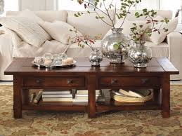 diy sofa table decorating ideas leather sofa features round glass