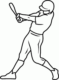 download baseball coloring pages ziho coloring