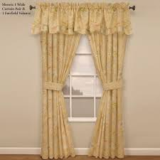 Insulated Kitchen Curtains by Living Room Curtains Jcpenney Dashing Curtain Rods On Clearance Jc