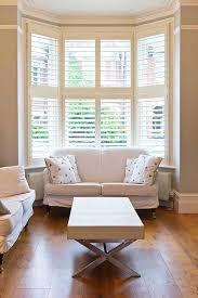 1000 Ideas About Bay Window Best 25 White Blinds Ideas On Pinterest Shutter Blinds White