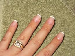 short acrylic french nails u2013 slybury com