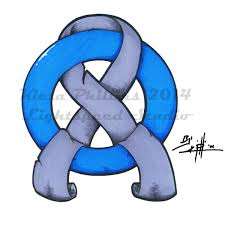 diabetes ring and ribbon design by kphillips702 on deviantart