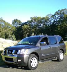 2006 nissan armada review and test drive by car reviews and news