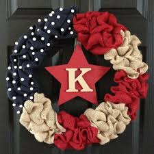 4th of july wreaths 4th of july decor diy patriotic wreath