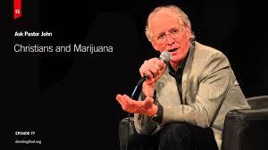 christians and marijuana