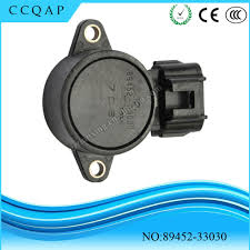 lexus rx300 maf sensor throttle position sensor tps 89452 33030 for toyota camry rav4