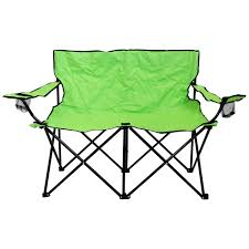 Collapsible Camping Chair Charles Bentley Double Folding Camping Chair Buydirect4u