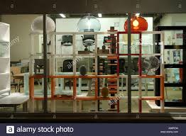A Modern Furniture Storefront In Austin Texas Stock Photo - Austin modern furniture