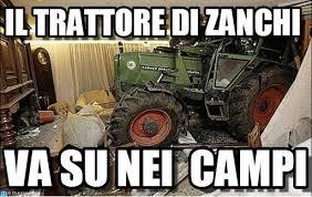 Tractor Meme - il trattore di zanchi tractor meme on memegen