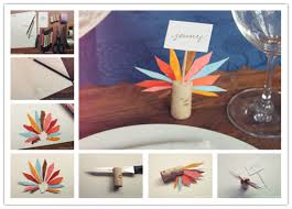 how to make turkey feathers how to make diy turkey feather place cards diy tag