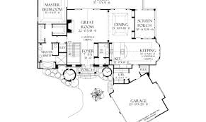 craftsman house plans with basement 15 spectacular house plans no basement building plans 57088