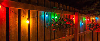 Patio Lighting Patio Lighting Ideas Color Me Creative Lights Etc