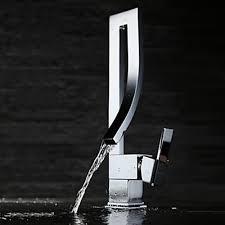 single hole sink faucet chrome finish brass one hole single handle bathroom sink faucet