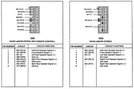 ford wiring harness diagram carlplant