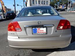 used 2001 honda civic all state motors used cars suv u0026 trucks