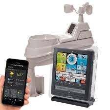Backyard Weather Acurite Wireless Weather Station Pro With Pc Connect 01036m The