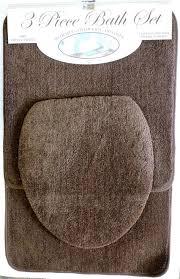Brown Bathroom Rugs Chocolate Brown Bathroom Rug Set Fresh Bathroom