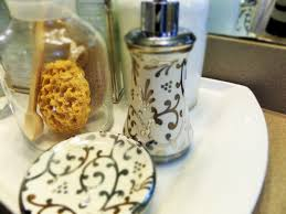 Spa Like Bathroom Accessories - giving your bathroom a spa like look be my guest with denise