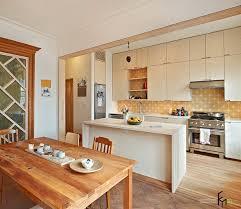 floating kitchen island inspiring kitchen hallway with floating kitchen cabinet plus