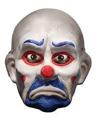 it clown halloween mask batman dark knight deluxe joker clown mask halloween